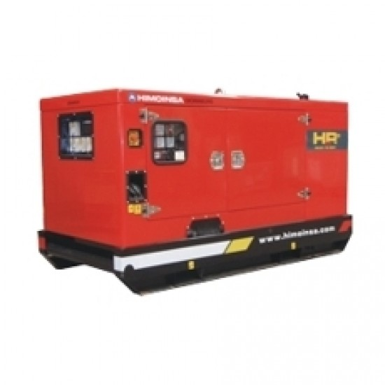 HIMOINSA Super Silent Diesel Generators - HIMOINSA RENTAL MODEL - 20kVA
