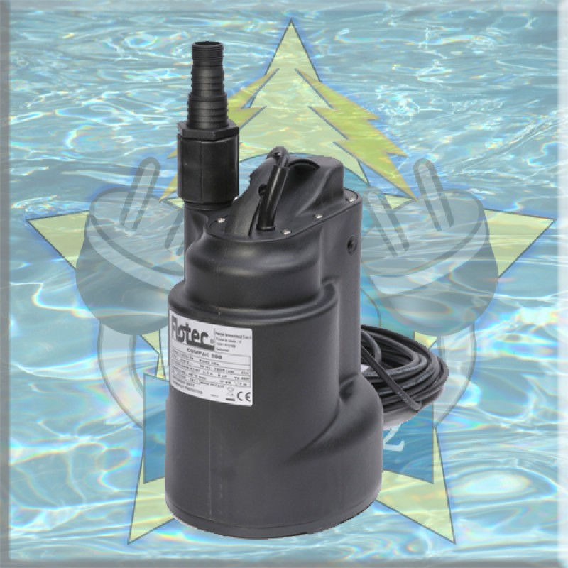 onga flotec compac 200 sump pump - Flotec Sump Pump