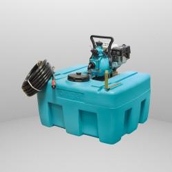 Onga Firepod with B65H Blazemaster - Fire Protection Kit