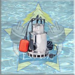 Nocchi Omnia 160/7 Stainess Steel Vortex Pump
