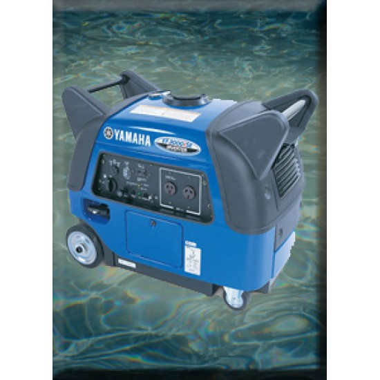 3 kVa Yamaha Silent Inverter Generator [Electric Start]