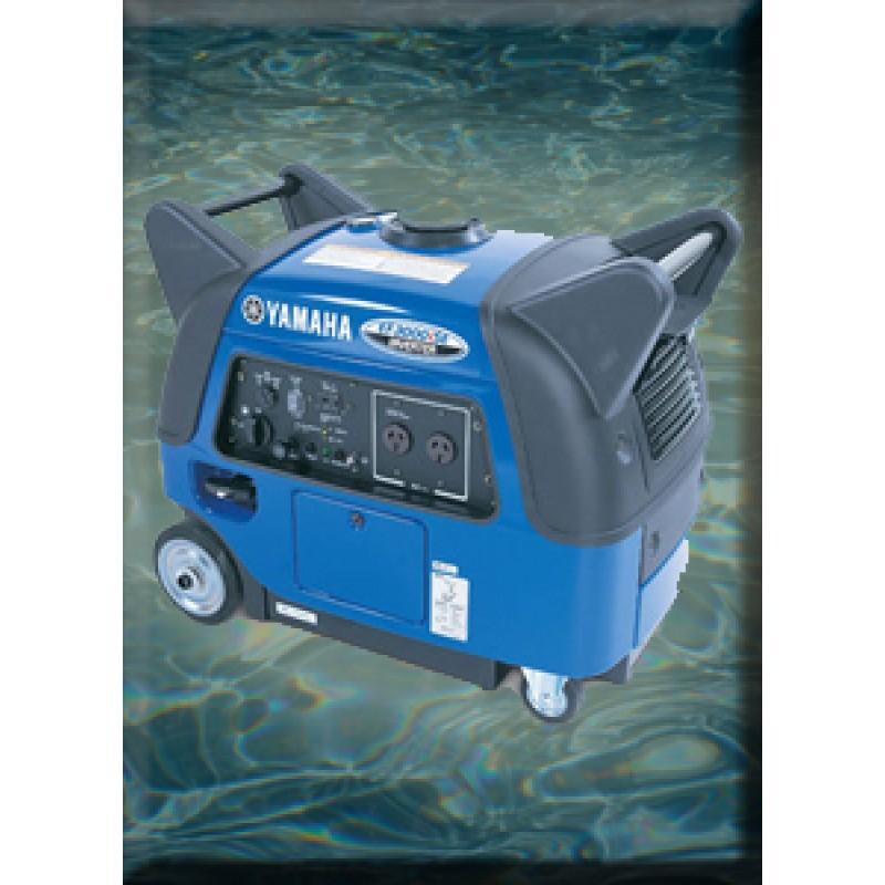 3 kVa Yamaha Silent Inverter Generator [Electric Start]
