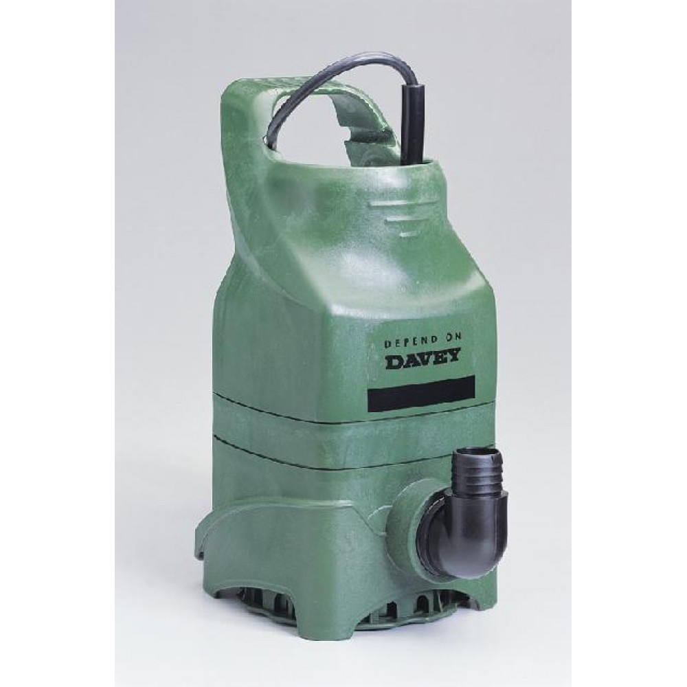 Davey dynapond 8000 pond pump for Pond pump equipment