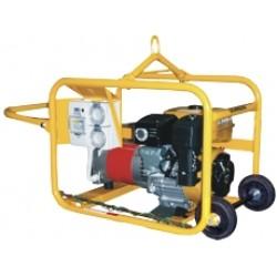 5.3 kVa Subaru Petrol Powered Generator W/ Hire Pack